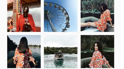 [#Instagrammer #nofilter] Ana Caltun: Construiesc treptat continutul, imi pastrez o directie clara si o unitate si evit sa postez cate putin din toate