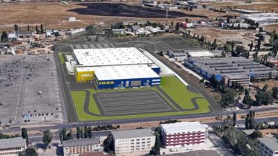 IKEA a obținut autorizația de construire pentru cel de-al doilea magazin din București