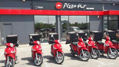 Pizza Hut Delivery inaugurează cea de-a doua unitate din sectorul 1, în zona Dinicu Golescu din Bucureşti