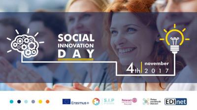 Cum faci un proiect de inovare sociala? Afla la Social Innovation Day