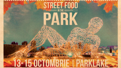 ParkLake găzduiește o nouă călătorie culinară: Street Food in the Park – Autumn Edition