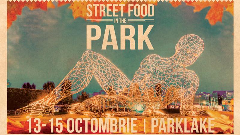 ParkLake găzduiește o nouă călătorie culinară: Street Food in the Park – Autumn Edition