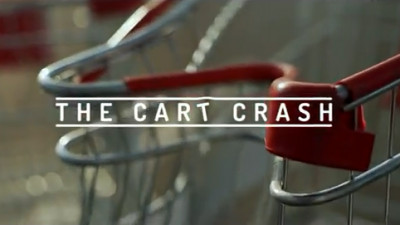 "Geometry Global Bucharest prezintă ""The Cart Crash"""