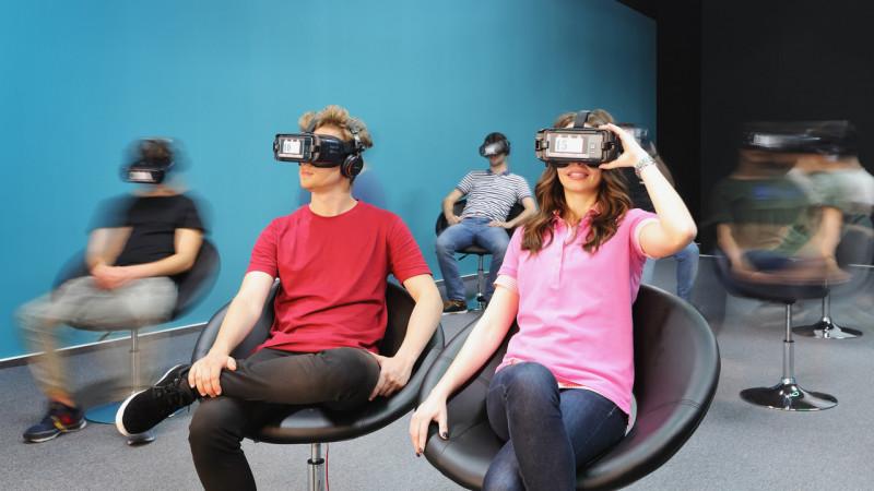 Filmele VR de la The New York Times vor putea fi urmărite în premieră la The VR Cinema din Veranda Mall