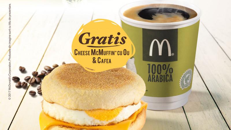 McDonald's a sărbătorit și anul acesta Ziua Micului Dejun