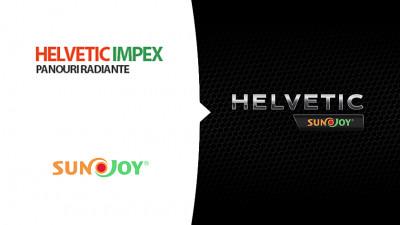 Helvetic Sunjoy - Rebranding