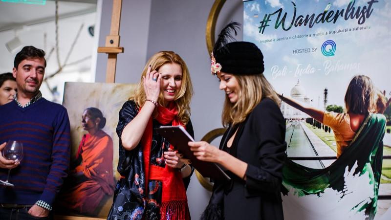 #Wanderlust, expoziția de fotografie a bloggerului Maria Nicolau