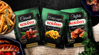 Kotanyi - Savori romanesti - Packaging