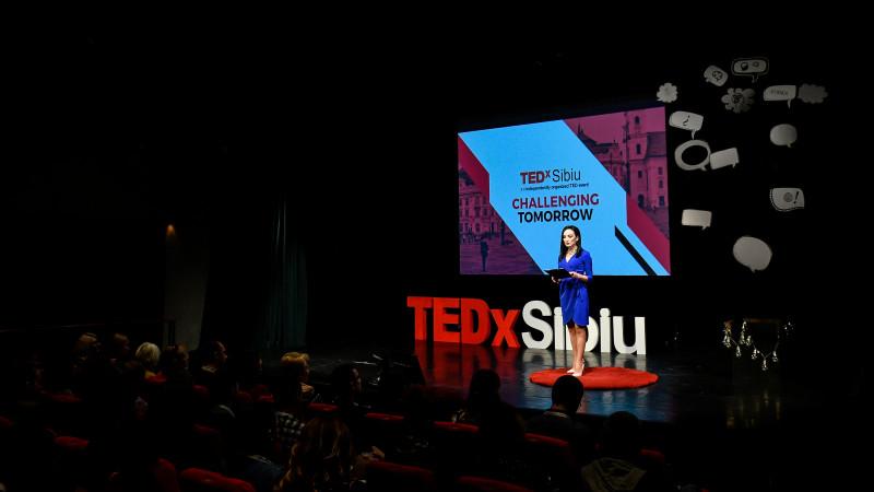 Sibienii au avut parte de două zile pline de inspirație în cadrul TEDxSibiu Challenging Tomorrow