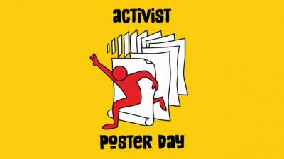 Prima galerie virtuală de afișe activiste