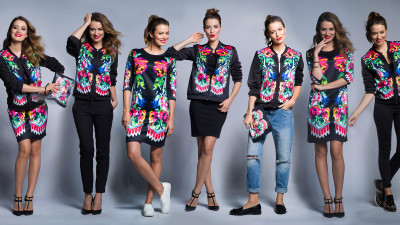 AVON lansează prima sa colecție în colaborare cu un designer român: FLORÍ by Lana Dumitru