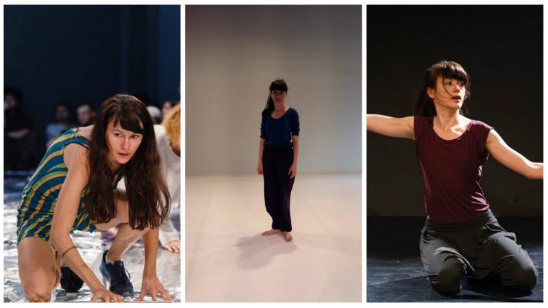 [Arta vie] Andreea David: Am realizat apoi ca era o teama de propria corporalitate. Am sau nu am un corp de dansator. Am sau nu am un corp pregatit de miscare