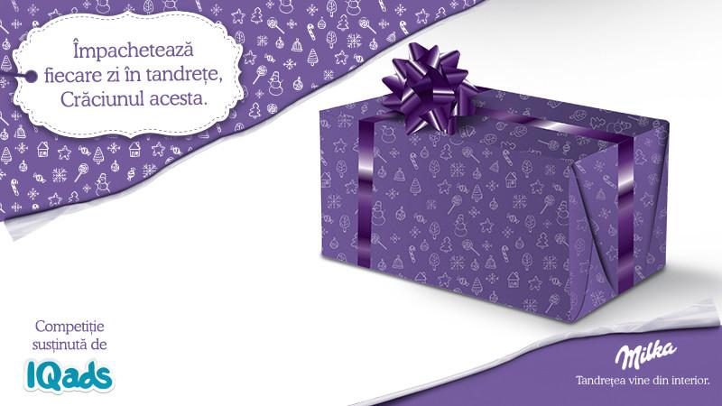 19 zile si peste 300 de designuri pentru Milka de Craciun. Start vot pana pe 3 decembrie