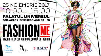 11 universități de top la primul târg educațional de modă din România - Fashion Me