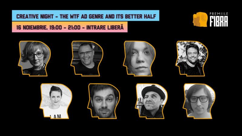 FIBRA Creative Night – Un slalom printre failurile si curajul din entertainmentul publicitar romanesc