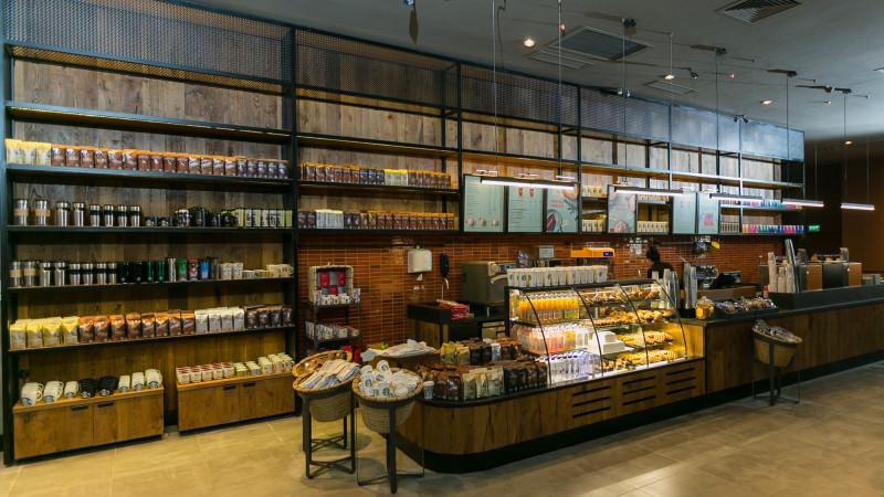 Starbucks deschide prima cafenea din Galați