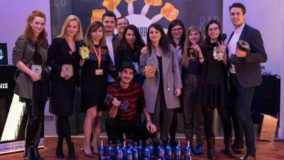 Kubis Interactive la FIBRA Awards 2017: 1 X Grand Fibra, 2 X Gold, 2 X Silver, 2 X Bronze și 8 shortlist-uri