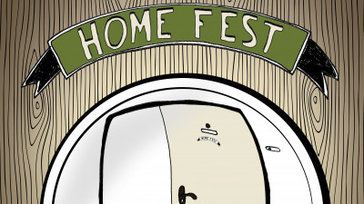 HomeFestul s-a încheiat, păstrați cultura în casele voastre