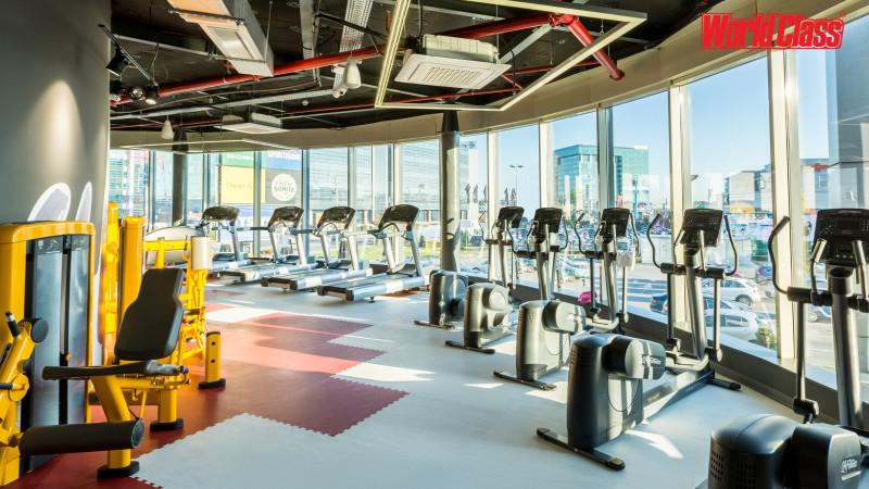 Soluția World Class pentru maximizarea oportunităților de a adopta un stil de viață sănătos: Deschiderea centrelor de sănătate și fitness lângă clădirile de birouri