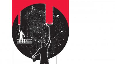 BRD aduce la Gaudeamus prima instalație interactivă care transformă lectura în spectacol