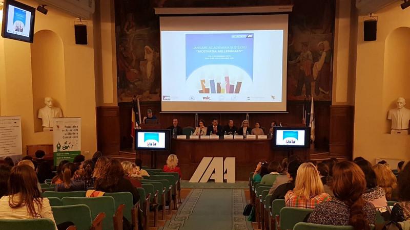 S-a lansat AcademIAA - primul program transversal de parteneriat între mediul de afaceri din MarCom și mediul universitar
