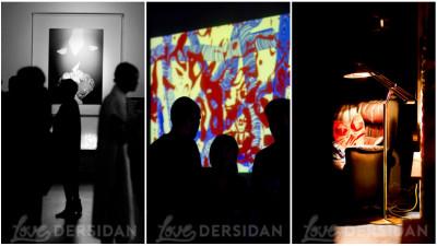 Love Dersidan – galerie de-o singură noapte