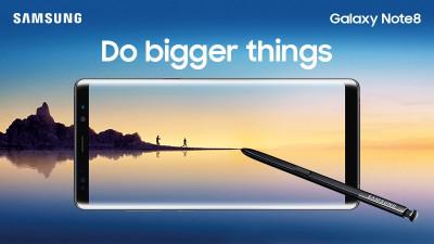 #DoBiggerThings. Inspiratie de la Samsung Romania pentru cea de-a doua editie a Premiilor FIBRA