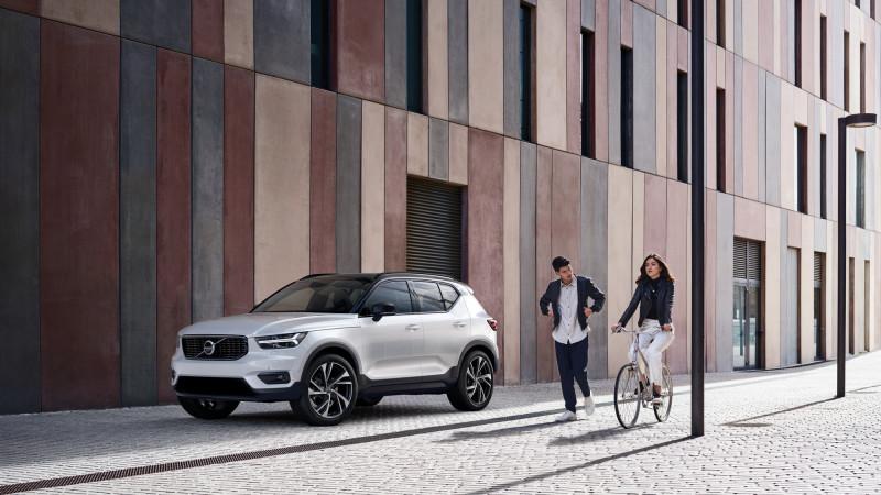 Volvo Cars dezvăluie noul Volvo XC40 în cadrul unui roadshow internațional organizat în peste 10 țări
