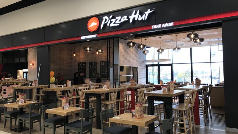Pizza Hut inaugurează primul restaurant în Galați. Valoarea investiției s-a ridicat la 430.000 euro