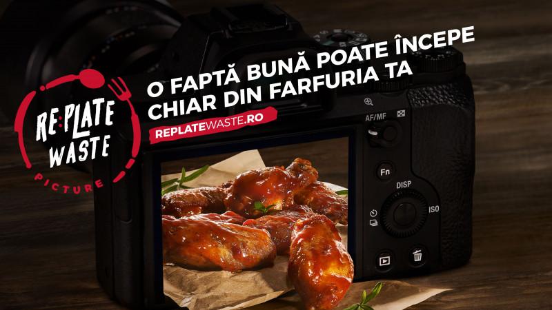 Pizza Hut şi Shutterstock lansează Replate Waste - o inițiativă de prevenire a risipei alimentare din România