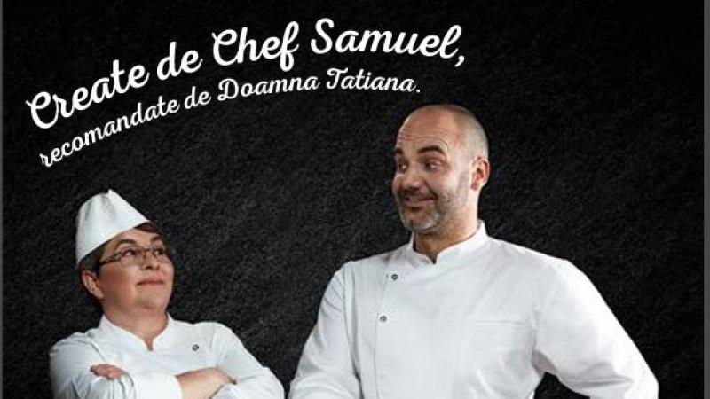 OMV continuă colaborarea cu Chef Samuel le Torriellec și introduce alte trei noi rețete în restaurantele VIVA