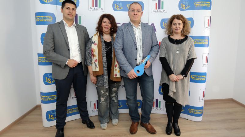 Praktiker România a oferit cadou un apartament în Bucureşti