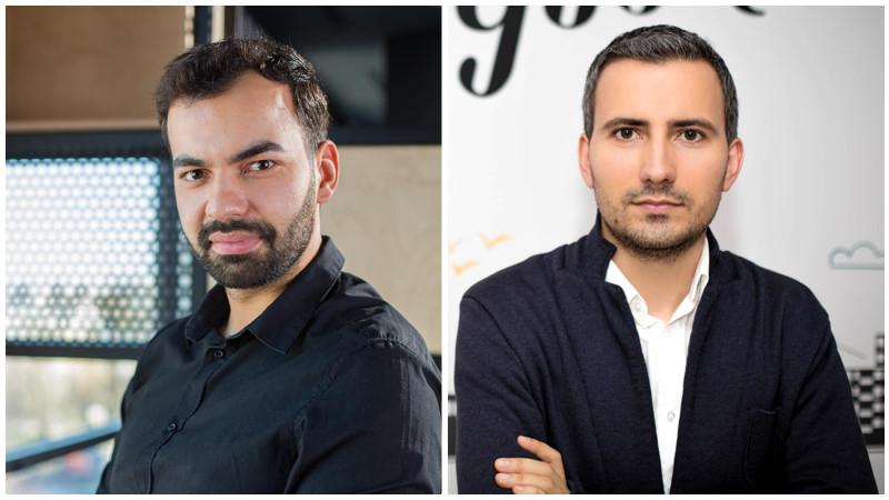 """Razvan Acsente (OLX Group Romania) si Costin Radu despre facerea viralului #bebebine. """"Versurile au ramas intacte, asa cum le-am scris initial. 9 din 10 clienti le-ar fi modificat"""""""