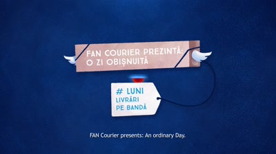 FAN Courier - An ordinary day_1