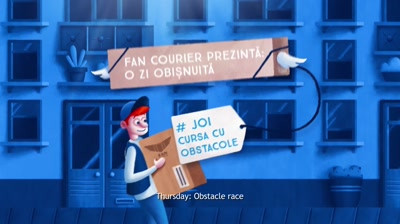 FAN Courier - An ordinary day_4