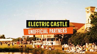 [Grand FIBRA / PROMO&ACTIVATION @ Premiile FIBRA] Electric Castle, Unofficial Partners / Electric Castle / MullenLowe Romania