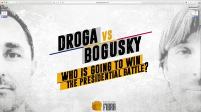 [Silver FIBRA / Use of New Media & Corporate Communications & Brand Activation @ Premiile FIBRA #2] Droga vs Bogusky / FIBRA Awards / GMP Advertising