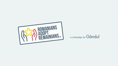 [Silver FIBRA / Media Relations @ Premiile FIBRA] Romanians Adopt Remainians / Gandul / GMP Advertising
