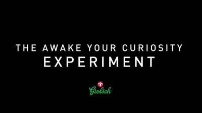 [Grand FIBRA / CRAFT @ Premiile FIBRA] Grolsch Awake Experiment / Grolsch / Kubis Interactive