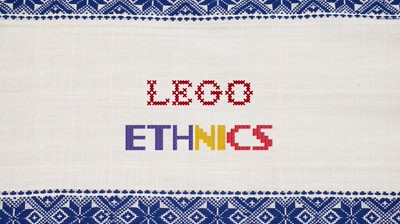 [Grand FIBRA/ EVENTS @ Premiile FIBRA #2] Lego Ethnics / Baneasa Shopping City – Imagination Expo / FCB