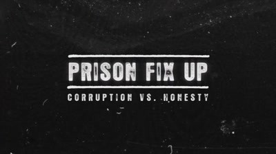 [Silver FIBRA / Media Relations @ Premiile FIBRA #2] Prison Fix Up / PRIMUS / Rusu+Bortun