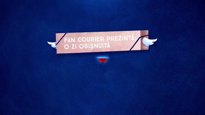 FAN Courier - An ordinary day