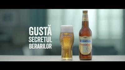 Timisoreana Nepasteurizata - The Brewer's Secret
