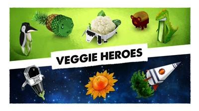 [Grand FIBRA / PRINT @ Premiile FIBRA] Veggie Heroes / Mega Image / McCann