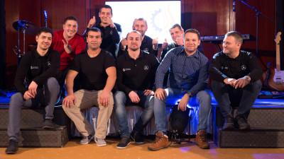 Cei mai buni specialiști din domeniul serviciilor post-vânzare Mercedes-Benz din România au participat la TechMasters 2017