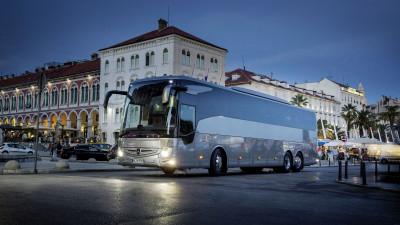 Cinci premii pentru divizia Daimler Buses în cadrul Bus World din Kortrijk, Belgia