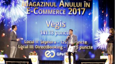 DWF este agenția SEO pentru Magazinul Anului 2017 în E-Commerce, Vegis.ro