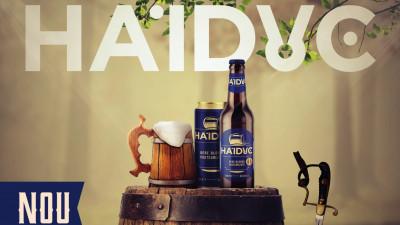 PENNY Market lansează un nou produs - berea Haiduc
