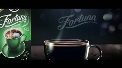 Cafea Fortuna - O cafea pentru milioane de cafelute