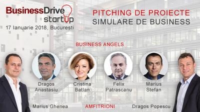 BusinessDrive startUp - un nou proiect ce susține antreprenoriatul